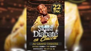 Sidiki Diabaté en concert à Dakar avec Vibe Radio !
