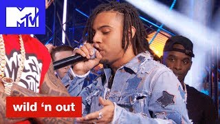 Vic Mensa Goes Ballistic on Nick Cannon & Method Man | Wild 'N Out | #Wildstyle