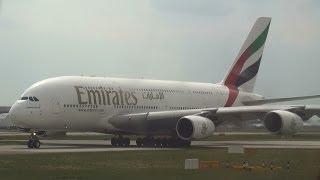 Plane Spotting at London Heathrow Airport 2011 (full HD)