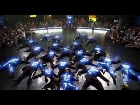 final baile de step up 3d en español rony