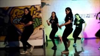Coreografia Resplandecer (DJ PV)  - Ministério Ame
