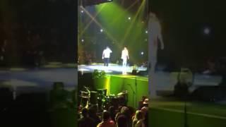 """Ray Jr @Chris Brown """"Party Tour"""""""