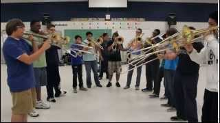 AHS Trombone Fanfare