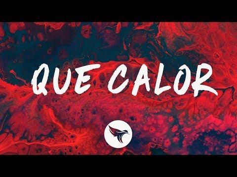 Major Lazer - Que Calor (Letra / Lyrics) ft. J Balvin & El Alfa