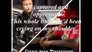 T-Pain feat.Sergey Lazarev - Cure The Thunder [2013] (lyrics)