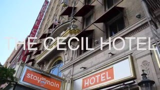 Staying At The Cecil Hotel (Elisa Lam)