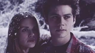 Stiles&Lydia - fire meet gasoline