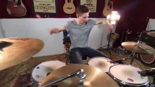 """""""Uma Thurman"""" - Fall Out Boy - Drum Cover"""