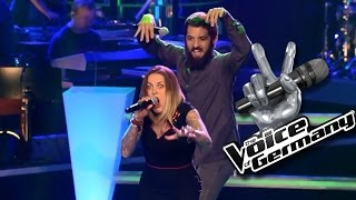 Radioactive – Esther Jung vs. Carlos Jerez | The Voice 2014 | Battle