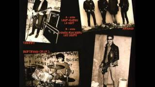 Les Vandales - Danse Macabre (hardcore punk France)