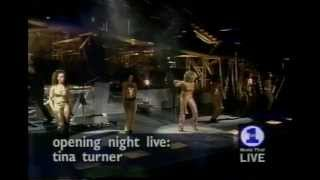 Tina Turner I Wanna Take You Higher Live 2000