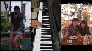 Endless Love ( The Myth OST ) - Jackie Chan ft. Kim Hee Seon - piano cover - JimNat 6th Anniversary width=