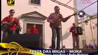 Chave D'Ouro - TVI em Mora - Anda Cá ao Pai