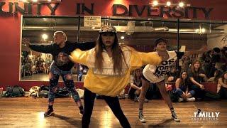 Nicki Minaj - Anaconda - Choreography by Tricia Miranda ft @kaelynnharris | @nickiminaj @timmilgram width=