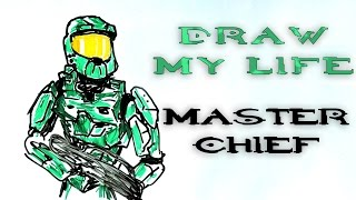 Draw my life - Master Chief by Jordi le Bolloc'h