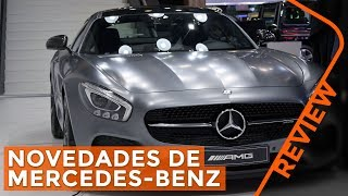 Novedades de Mercedes Benz en el Salón Internacional del Automóvil
