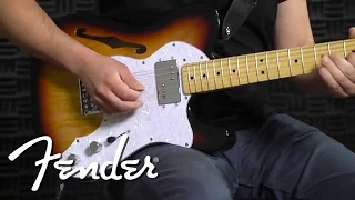 Squier Vintage Modified '72 Tele Thinline | Fender