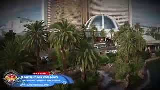 SkiBerg Aerial Videography and Photography - The American Grand - Las Vegas