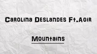 Carolina Deslandes Ft.Agir (Tradução PT)