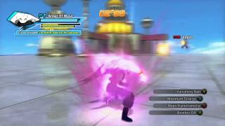 Dragon Ball Xenoverse - Angel Of Music - Set up 1 Test