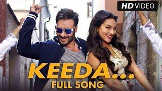 Keeda (Unseen Video Song) | Action Jackson | Ajay Devgn & Sonakshi Sinha
