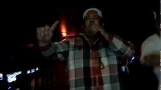 InHale Mz P Ft G-Man Live Performance