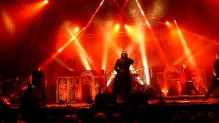 Powerwolf We Drink Your Blood Live @ PPM 2012