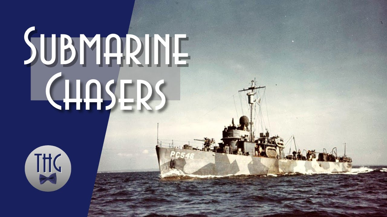 Submarine Chasers of the U.S. Navy