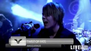 Twist of Fate - Masquerade [Official Music Video]