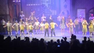 Carrossel O Musical - Última apresentação