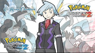 Pokémon B2/W2 - Battle! Hoenn Champion Music HD