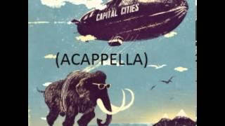 Capital City - Safe & Sound (Acapella)