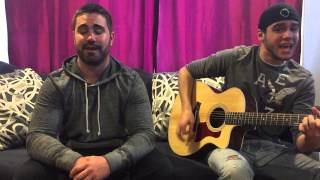 Feelin' It - Scotty McCreery (Cover) by Rick and Derek