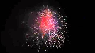 DSF 2013 Opening Fireworks HD