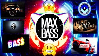 Top 5 BASS BOOSTED songs for YOUR BASS Needs!