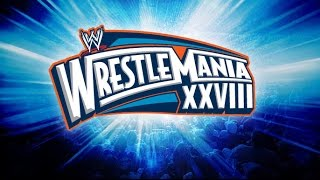 WWE WrestleMania 28 Theme Song Invincible