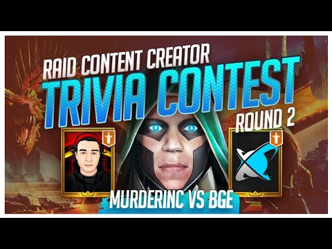 RAID | Trivia Contest | R2 | MurderInc vs BGE!