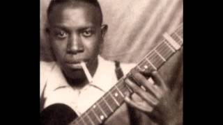 Robert Johnson - Me And The Devil Blues With Lyrics