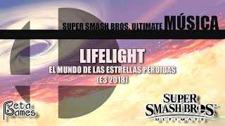 Lifelight - El mundo de las estrellas perdidas (E3 2018) | Super Smash Bros Ultimate | OST