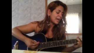 Ashtrays and Heartbreaks - Snoop Lion feat. Miley Cyrus (Maiane Assis Cover)
