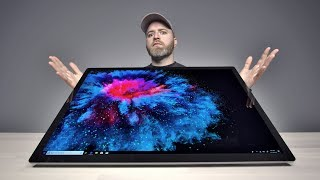The Enormous Microsoft Surface Studio 2 width=