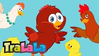 Puișorul cafeniu - Cântece pentru copii | TraLaLa