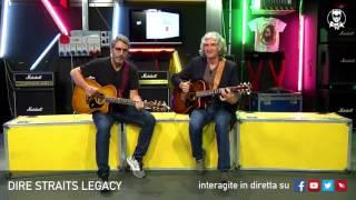 I Dire Straits Legacy suonano ancora live 🎸