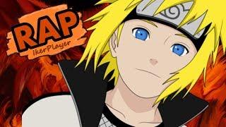 Rap do Minato Namikaze ( Naruto ) | Iker Player | Rap Anime 032