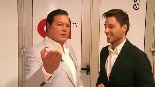 Marco Paulo visita as instalações da CMTV