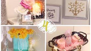 diy ideas baratas para decorar tu habitacin