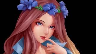 jika skin minecraft Vania Delicia menjadi cantik !!!! #Minecraft Speed Paint