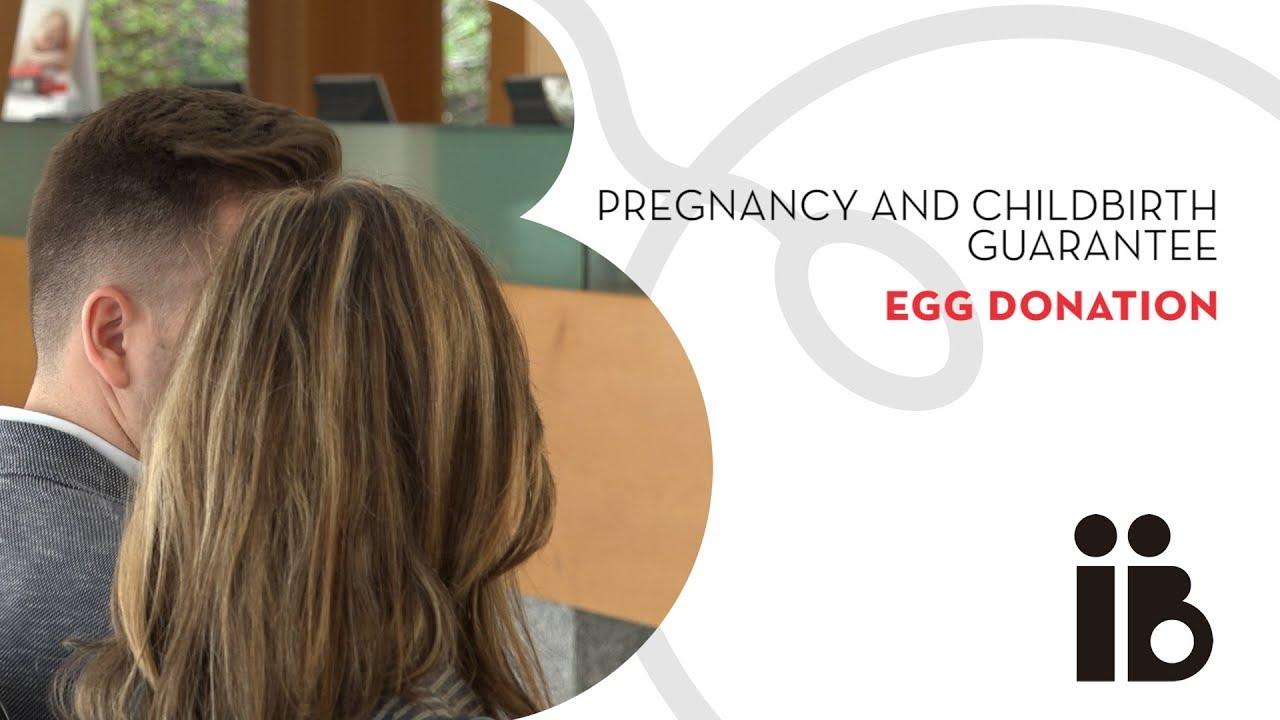 Pregnancy and childbirth guarantee. Egg donation
