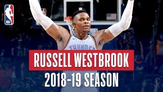 Russell Westbrook's Best Plays From the 2018-19 NBA Regular Season