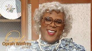 Oprah Interviews Tyler Perry's Madea | The Oprah Winfrey Show | Oprah Winfrey Network